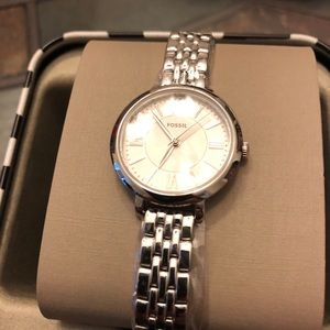 JACQUELINE MINI FOSSIL WATCH